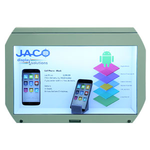 Transparent LCD Solutions