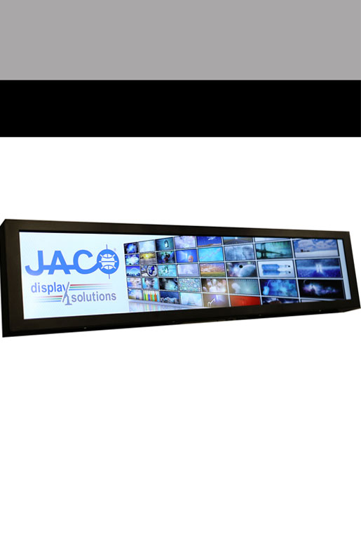 Ultra-Wide LCD Solutions